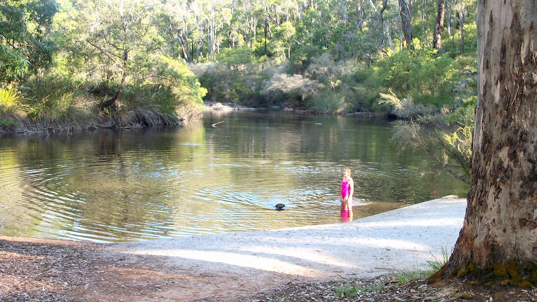 Glenoran Pool - Accommodation Manjimup Nannup Pemberton